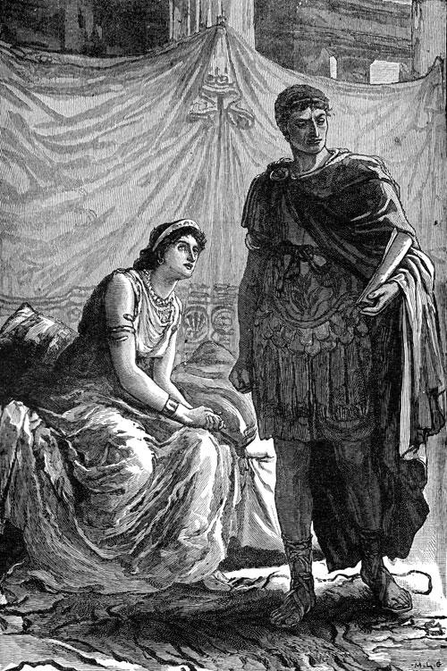marc antony julius caesar government essays